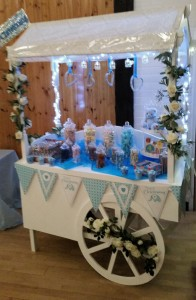 Candy Cart Boys Christening